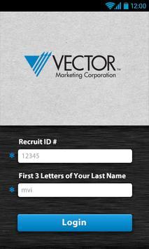 Vector Personal Recruits apk screenshot