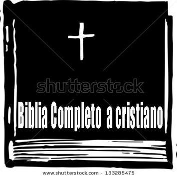 Biblia Completo a Cristiano poster