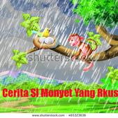 Cerita Seekor MonyetYang Rakus icon