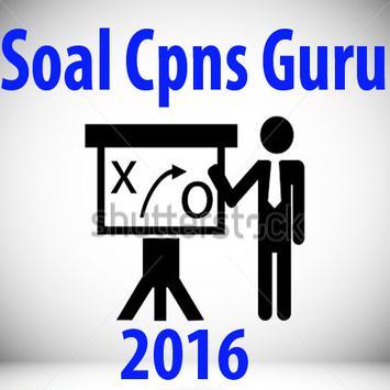 Soal CPNS Pendidikan Guru Baru poster