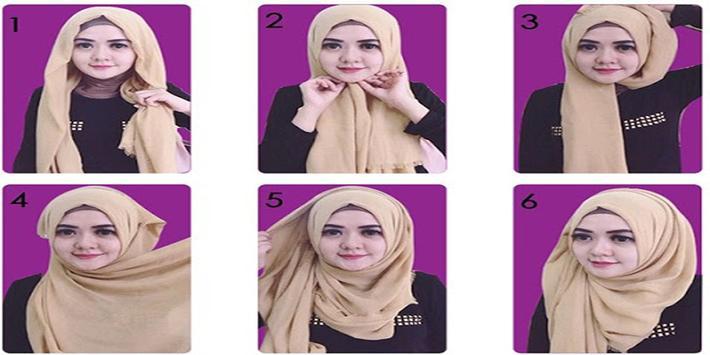 New Hijab Tutorial Free apk screenshot