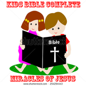 Bible Kids - Miracles Of Jesus icon