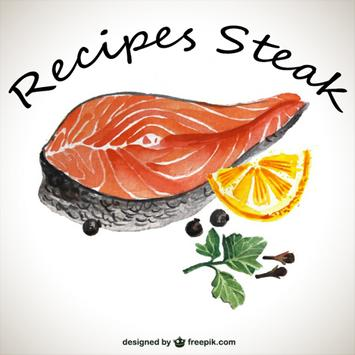 New Recipes Steak Complete poster