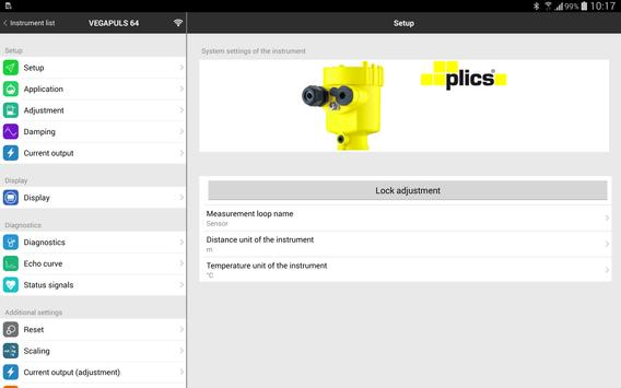 VEGA Tools apk screenshot