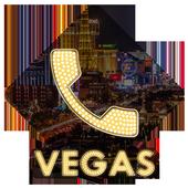 Vegas Caller Screen Dialer icon