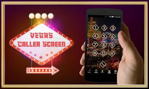 Vegas Caller Screen Dialer apk screenshot