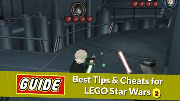 Tips & Guide for LEGO STAR WAR poster