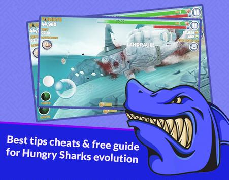 Guide for Hungry Shark Evoluti apk screenshot