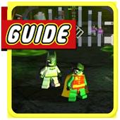 Cheats & Guide For LEGO BATMAN icon