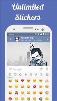 ChatKing Messenger apk screenshot