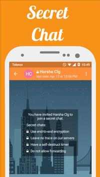 ChatKiwi Secure Messenger apk screenshot