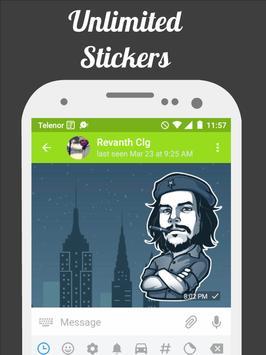 PenChat Messenger apk screenshot