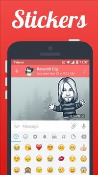Linkup Messenger apk screenshot