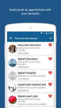 MykaliApp apk screenshot