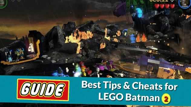 Tips & Guide for LEGO BATMAN 2 apk screenshot