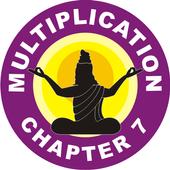 Vedic Maths - Multiplication 7 icon