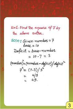 Vedic Maths - SquareRoot 1 poster