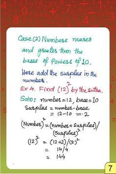 Vedic Maths - SquareRoot 1 apk screenshot