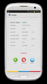 Veeble ClientApp apk screenshot