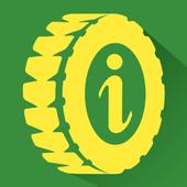 Vehicle License Info icon