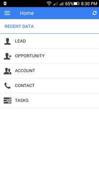 FieldEdge for SalesForce apk screenshot