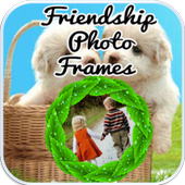 friendship photo frames apk