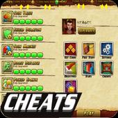 Cheats Temple Run 2 icon