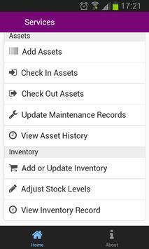 Asset & Inventory Tracker poster