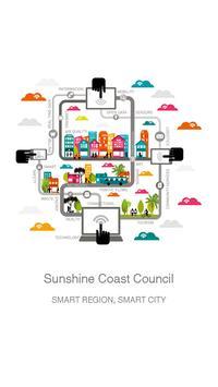 Sunshine Coast Smart City poster