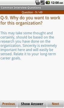 Interview FAQs & Tricks 2016 apk screenshot