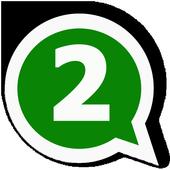 Guide Dual Whatsapp icon