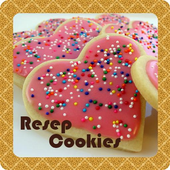 Resep Cookies Pilihan icon