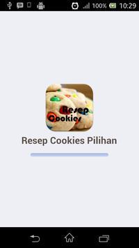 Resep Cookies Pilihan poster