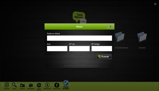 Vade Mecum Interativo apk screenshot