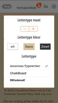 VerhalenBieb apk screenshot