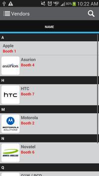 Verizon Wireless WA Events apk screenshot
