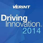 Verint Driving Innovation 2014 icon
