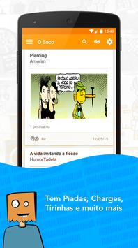 Saco de Piadas apk screenshot