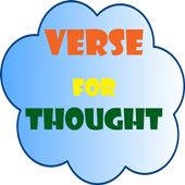 Bible Verse for Thought icon