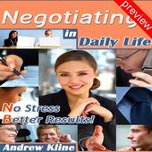 Negotiatingin Daily Life Pv icon