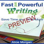 Fast&Powerful Writing Preview icon