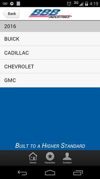 BBB Industries eCatalog apk screenshot
