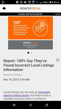 ReachDisplay InApp apk screenshot