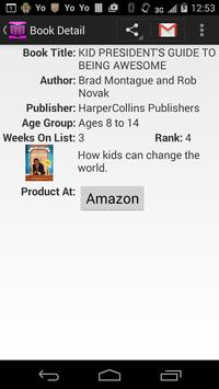 Best Sellers - Books apk screenshot