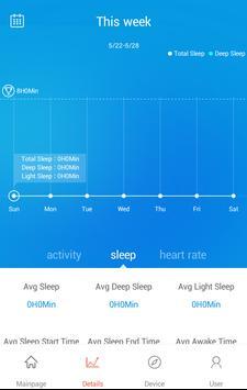 Veryfit for heart rate apk screenshot