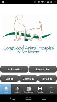 Longwood Animal Hospital poster