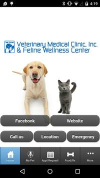 Veterinary Medical Clinic poster