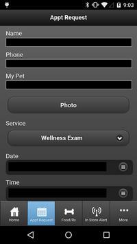 Wellington Veterinary Hospital apk screenshot
