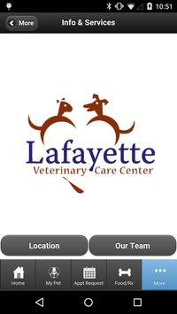 Lafayette Veterinary Care apk screenshot