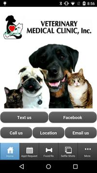 Veterinary Medical Clinic. poster